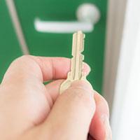 ベビーシッターオプション:鍵預かりサービス