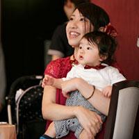 仙台のイベントシッターオプション:結婚式